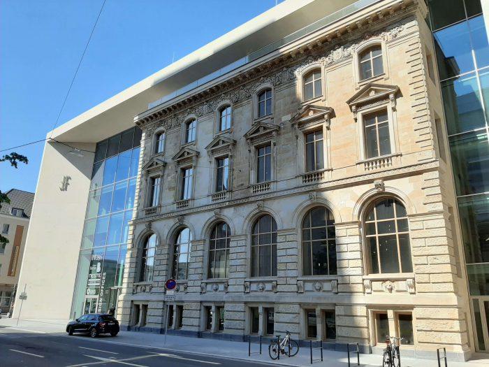 Fuerst und Friedrich Duesseldorf - Laarakkers abbruch