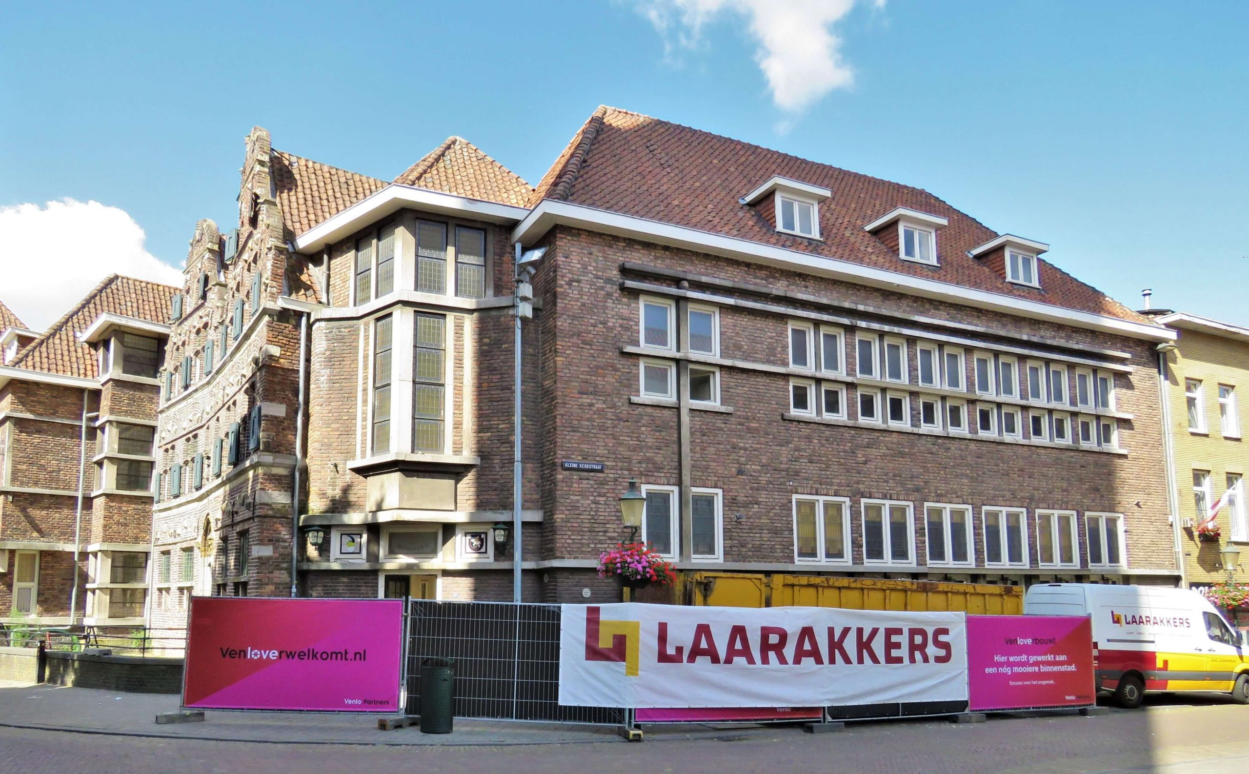Renovatie Ald Weishoes Venlo - voor woningcorporatie Antares - Laarakkers Nederland